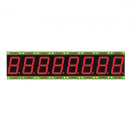 DB.8 LEDR (PCB+8LED)